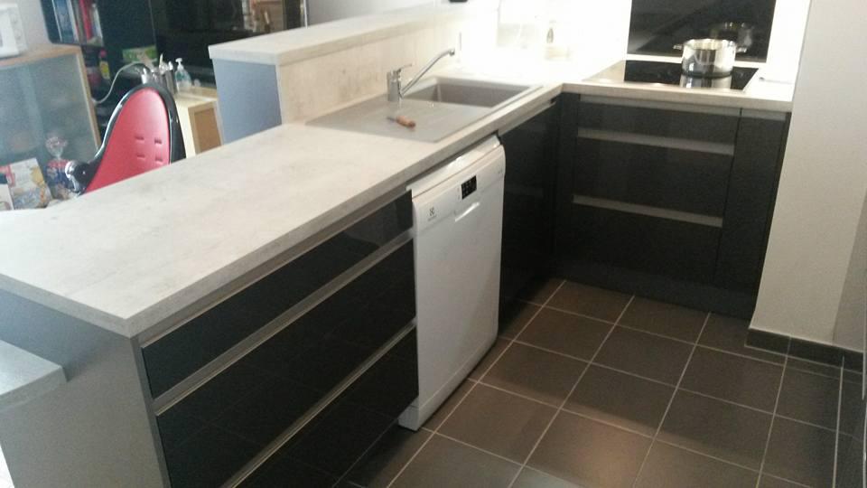 Bourg la reine 92 artemis design cuisines bains for Cuisines encastrees