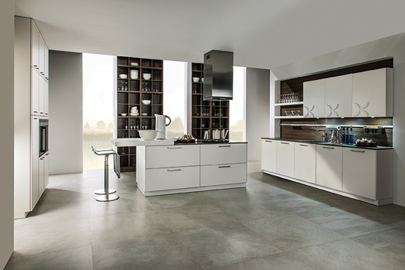 Les cuisines h cker artemis design cuisines bains for Cuisine zeyko