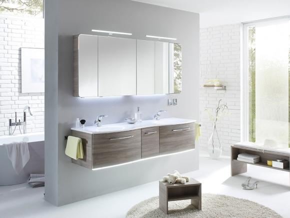Les salles de bains azur lign de pelipal artemis design for Meuble artemis