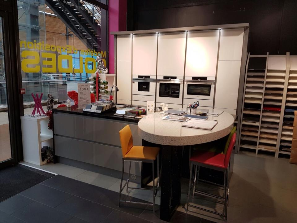 Soldes 2017 artemis design cuisines bains for Cuisines encastrees